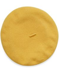 Parkhurst Classic Beret - Yellow
