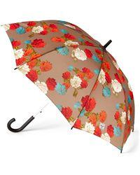 Herschel Supply Co. Voyage Umbrella - Brown