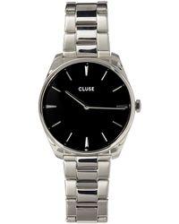 Cluse La Féroce Petite Metallic Watch