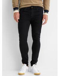 Only & Sons Warp Black Jean Skinny Fit
