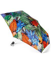 Herschel Supply Co. Voyage Compact Umbrella - Multicolour