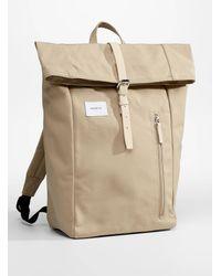 Sandqvist Dante Vegan Backpack - Natural