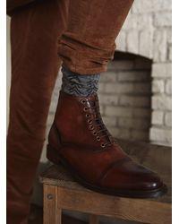 Steve Madden Ketonic Dress Boots - Brown
