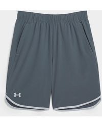 Under Armour Hiit Stretch Weave Short - Grey