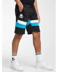 Kappa Authentic Football Endel Short - Black