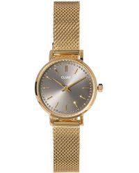 Cluse Boho Chic Petite Golden Watch - Metallic