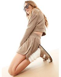 Hue Slouchy Cotton Socks - White