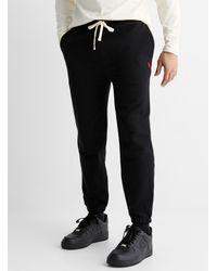 Polo Ralph Lauren Polo Logo Sweatpant - Black