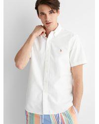Polo Ralph Lauren Polo Short - White