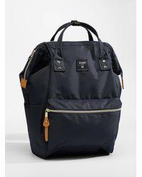 Anello Kuchigane Repreve* Backpack - Blue