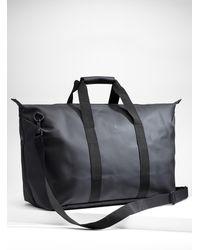Rains Minimalist Weekend Bag - Black
