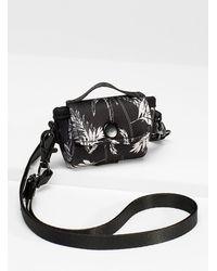 MYTAGALONGS Airpod Crossbody Bag - Black
