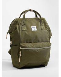 Anello Kuchigane Repreve* Backpack - Green