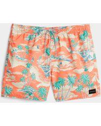 Rip Curl Archipelago Swim Trunk - Orange