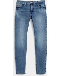 Only & Sons Loom Faded Blue Jean Slim Fit