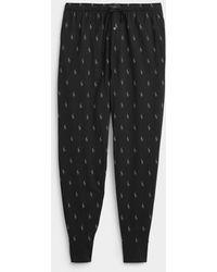 Polo Ralph Lauren Polo Logo Lounge sweatpants - Black
