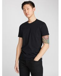Reigning Champ Monochrome T - Black