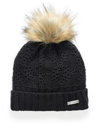Chaos - Hermione Jacquard Knit Tuque - Lyst