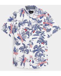 Vans Tropical Market Shirt - Multicolor