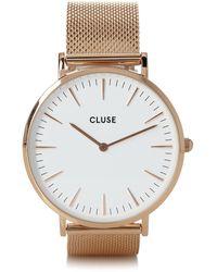 Cluse La Bohème Metallic Watch