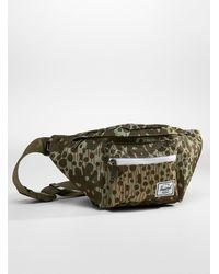 Herschel Supply Co. Seventeen Patterned Belt Bag - Green