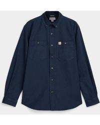 Carhartt Workwear Shirt - Blue