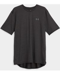 Under Armour Training Vent Breathable Tee - Black