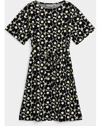 Marimekko Kollineaari Unikko Dress - Black