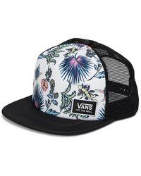 Vans Flora Trucker Cap - Black