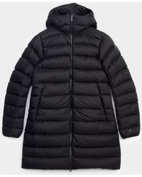Arc'teryx Seyla Quilted Coat Long Fit - Black