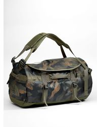 The North Face Base Camp Weekend Bag - Green