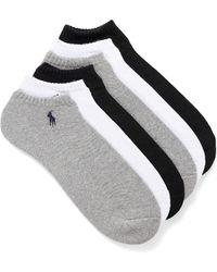 Polo Ralph Lauren - Classic Sport Ped Socks 6 - Lyst
