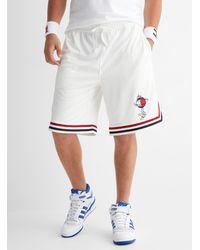 Tommy Hilfiger New Legacy Basketball Bermudas - White