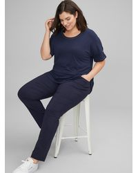 Columbia Anytime Casual Stretch Pant Plus Size - Gray