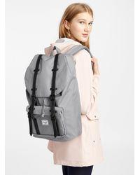 Herschel Supply Co. Little America Backpack - Metallic