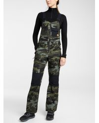 Volcom Swift Overalls Fitted Style - Multicolor