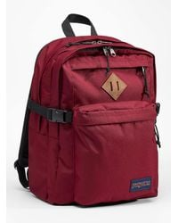 Jansport Campus Recycled Backpack - Red