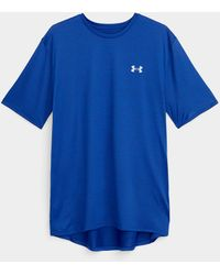 Under Armour Training Vent Breathable Tee - Blue