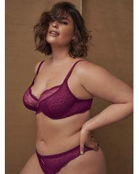 Freya Fancies Balconette Bra - Red
