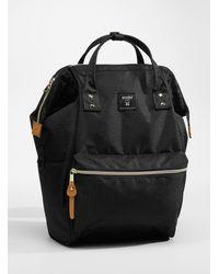 Anello Kuchigane Repreve* Backpack - Black