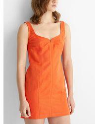 Mara Hoffman Anita Dress - Orange