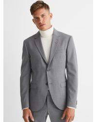 Tiger Of Sweden Jamonte Jacket Slim Fit - Grey