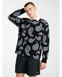Obey Mens Ashby SS,S//S Polo Large