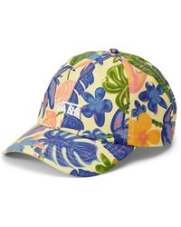 Vans Playful Tropics Baseball Cap - Multicolor