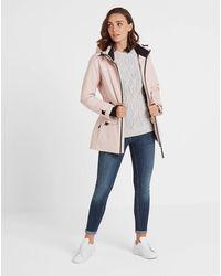 Tog 24 Tog24 Helmsley Womens Waterproof Jacket - Pink