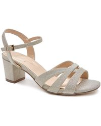 Paradox London Pink - Paradox London Latifa Wide Fit Sandals - Lyst
