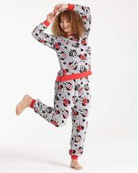 Disney - Minnie Mouse Fleece Twosie - Lyst