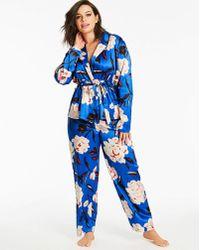 Figleaves - Paradise Pyjama Set - Lyst