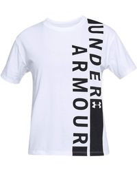 Under Armour - Graphic Tee - Lyst