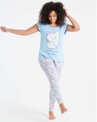 Disney - Dumbo Print Jogger Pyjama Set - Lyst
